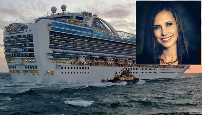 Husband Held For Murder In Cruise Ship Death Of St. George Woman; U0026#39;She Would Not Stop Laughing ...