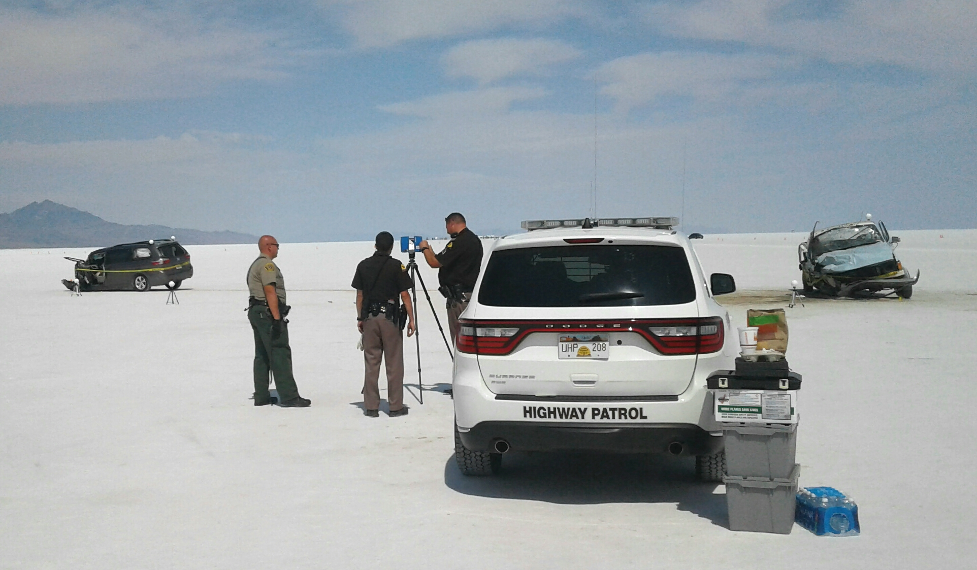 Update Man Who Died In Accident At Bonneville Salt Flats