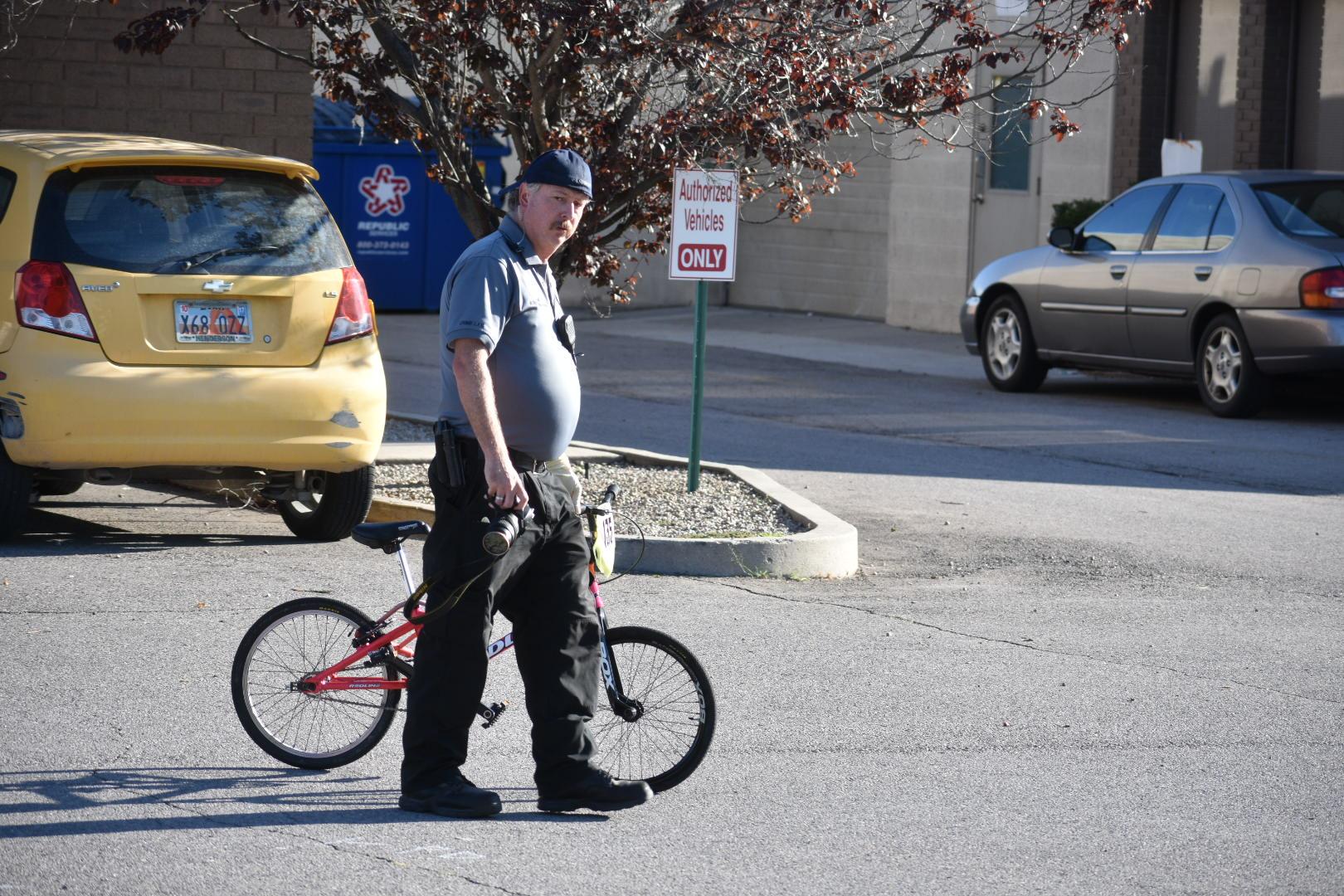 Salt Lake City Police investigate shooting Thursday Gephardt Daily