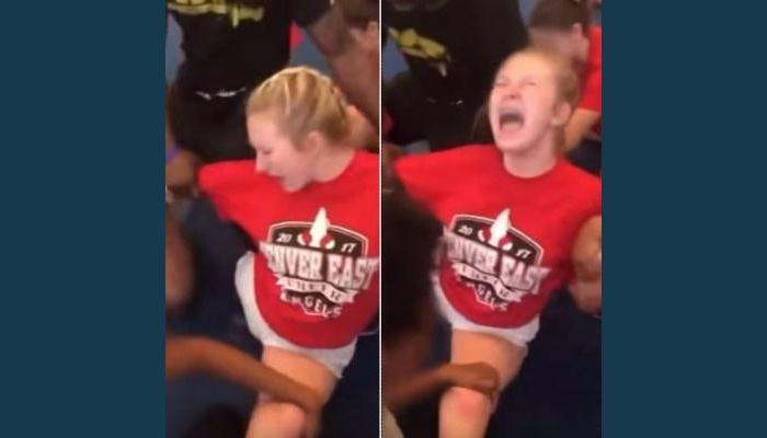 Police Investigate Videos of Cheerleaders Forced Into Splits While Screaming in Pain