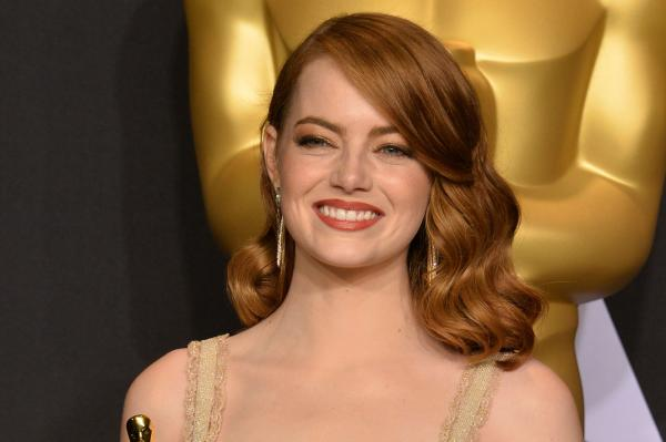 Emma Stone tops Forbes' list of highest-paid actresses
