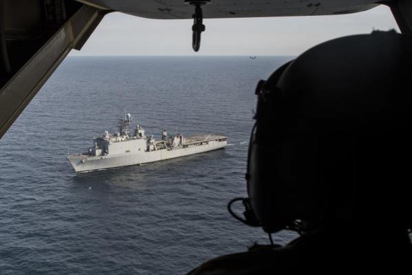 Defense Ministry tolerates USA resumption of Osprey flights