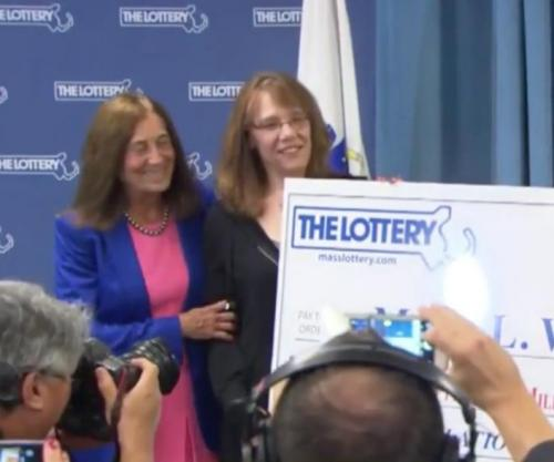 Winning Powerball ticket sold in MA