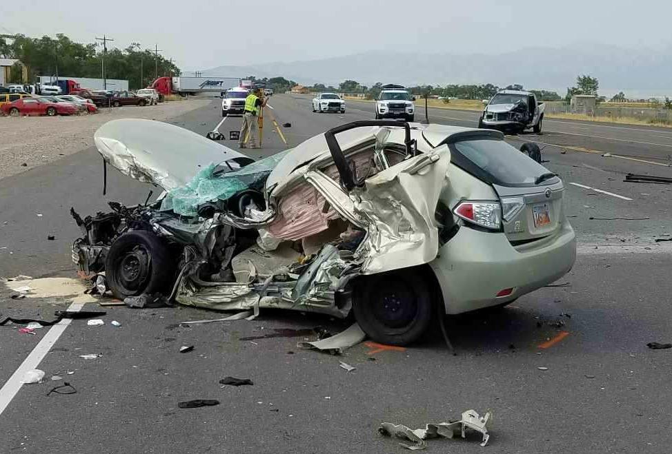 Park Ridge Car Crash