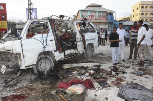 Seven Killed, 10 Injured in Car Bomb Explosion in Mogadishu Market