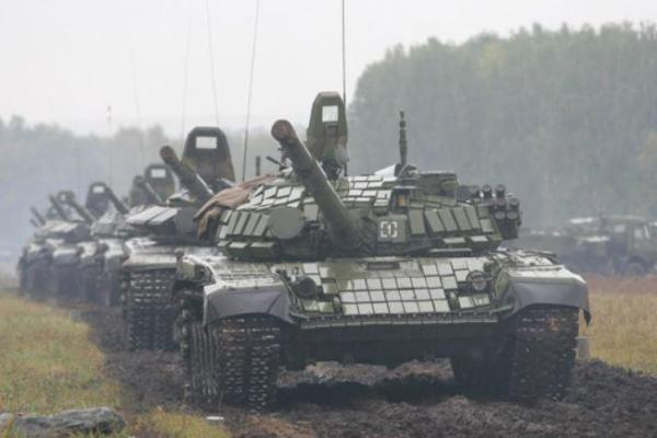 Russian Federation  and Belarus begin joint military exercises