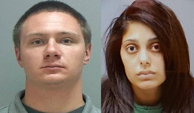 Couple sought in death of newborn boy
