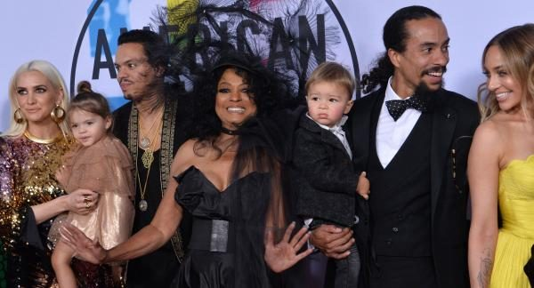 Social Media Can't Stop Talking About Diana Ross' Grandson