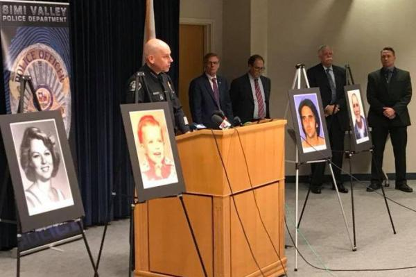 Man convicted of 1978 California double murder pardoned after DNA test