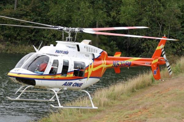 Three killed in Arkansas medical helicopter crash