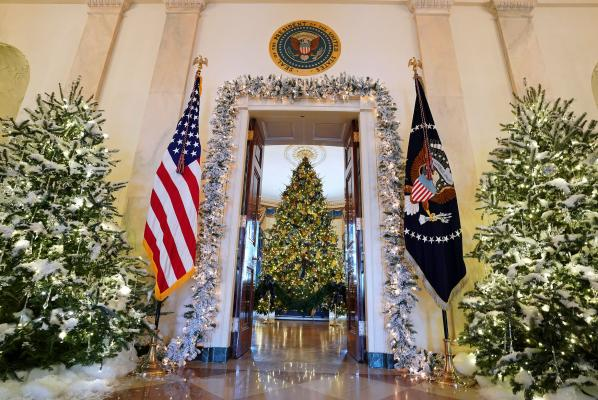White House 39 S 2017 Holiday Theme 39 Time Honored Traditions
