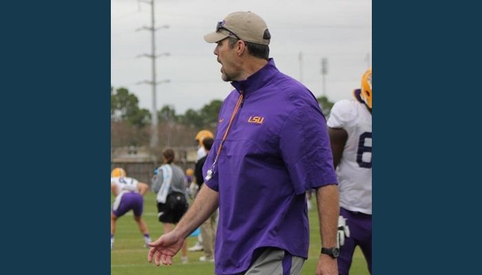 LSU hiring Chargers assistant coach James Cregg for offensive line