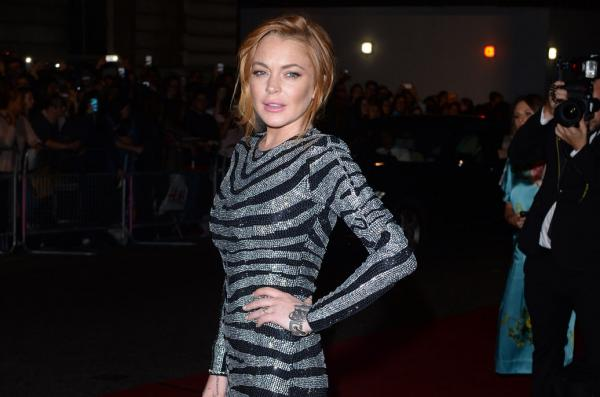 Lindsay Lohan owes the U.S. government a LOT of money