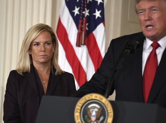 Senate confirms new DHS chief