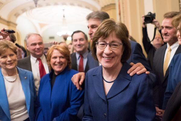 Senators strike deal to end government shutdown