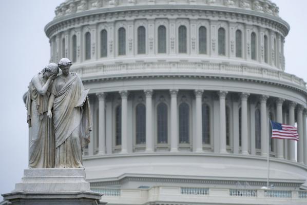 House passes temporary funding bill to avert shutdown