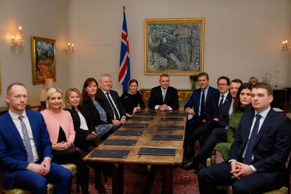 It is now illegal to pay men more than women in Iceland