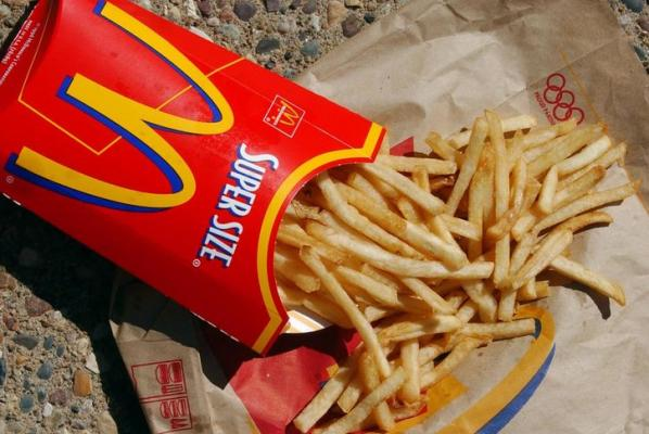 McDonald's plans for fully recycled packaging by 2025