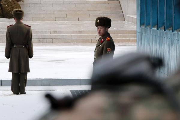 Two Koreas on road to dialogue as 2018 Pyeongchang Games approaches
