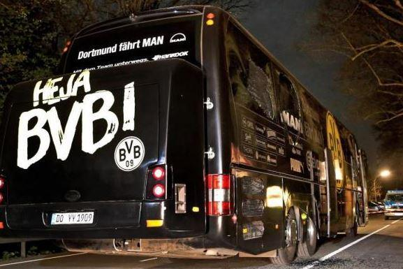 Borussia Dortmund bus bombing suspect 'did not intend to kill'