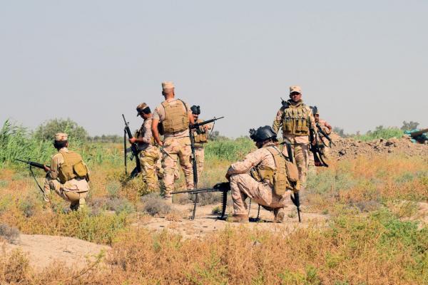 Friendly fire kills 11 in Iraq air strike