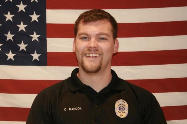 3 officers shot in north Georgia neighborhood