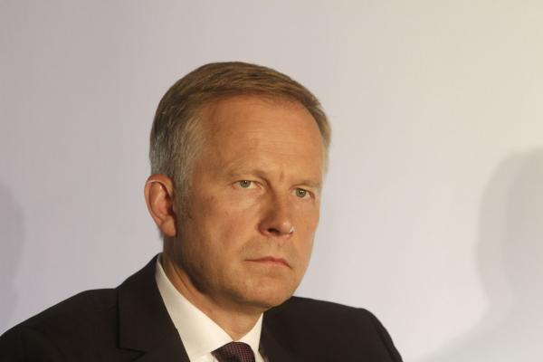 Latvia's central bank governor Rimsevics detained