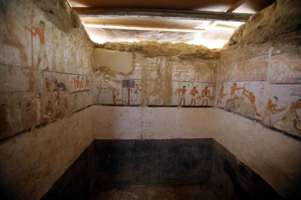 Tomb dating back 4400 years discovered in Egypt