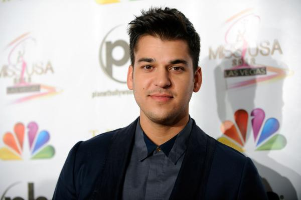 Rob Kardashian Shares Adorable Pic of Daughter Dream and North West