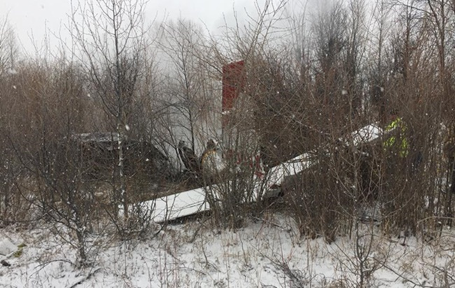 2 killed in small plane crash near Evanston