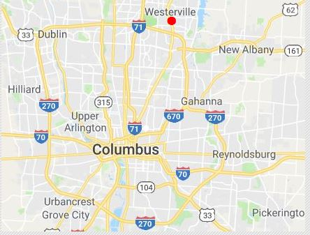 Officer killed in line of duty near Columbus