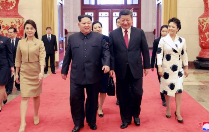 Kim Jong Un To Meet South Korea's President In April Summit