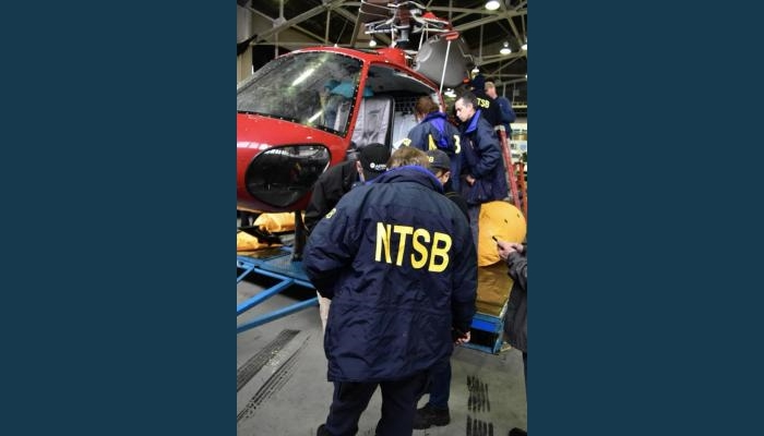 NTSB prelim report details pilot's account in deadly NYC helicopter crash