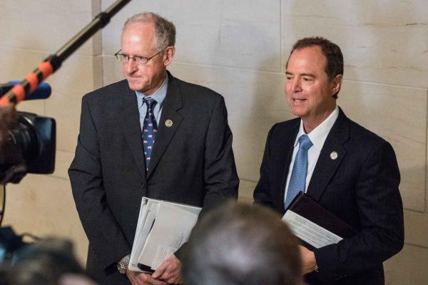 House Intelligence Panel Preparing Report on Election Interference