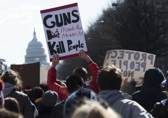 House passes bill to improve school safety in wake of Parkland shooting