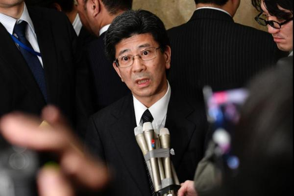 Japan official linked to Abe cronyism row found dead, say reports