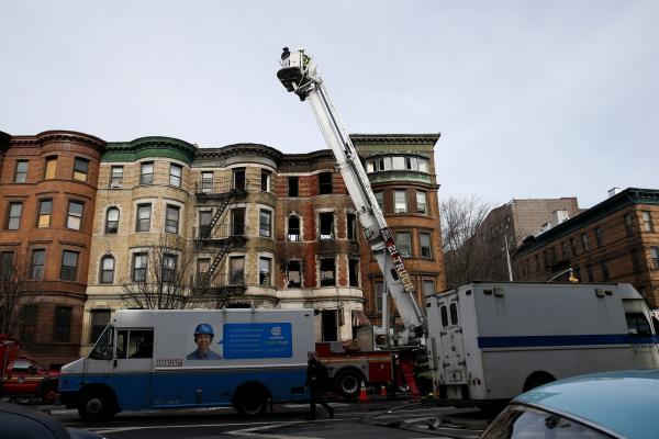 Fireman Dies While Battling Fire on Motherless Brooklyn Film Set