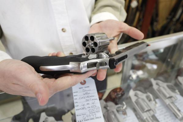 US Sen. John Cornyn pushes for gun background check bill