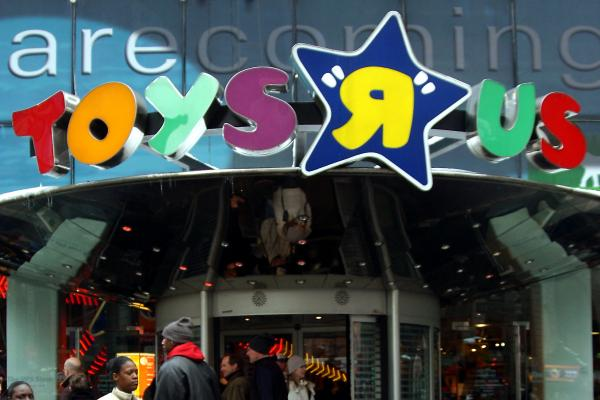 Amazon may take over abandoned Toys R Us stores