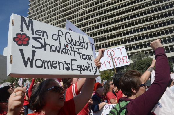Women Just Won A Huge Battle For Equal Pay In Federal Court