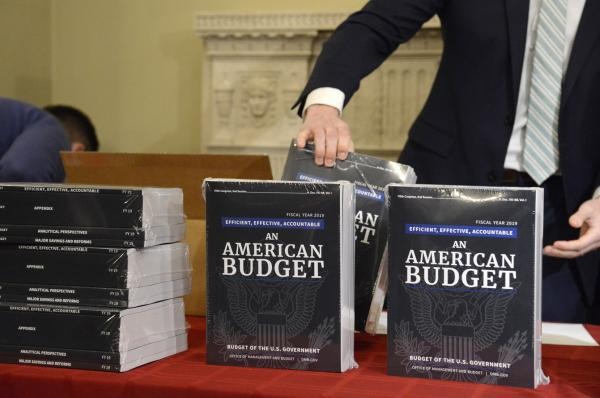 United States  annual budget deficit to surpass 1 trln Dollars  by 2020