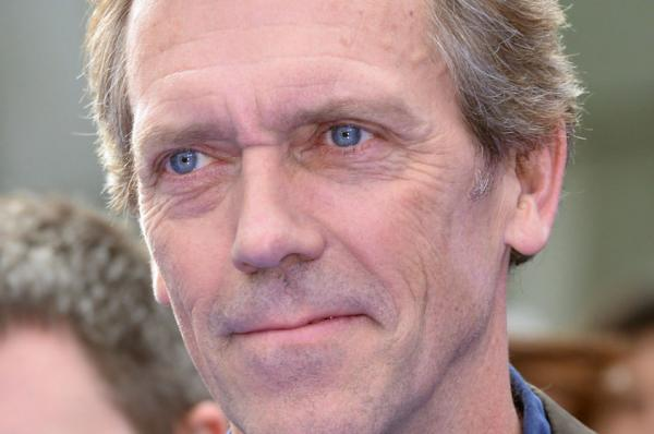 Hugh Laurie to co-star...