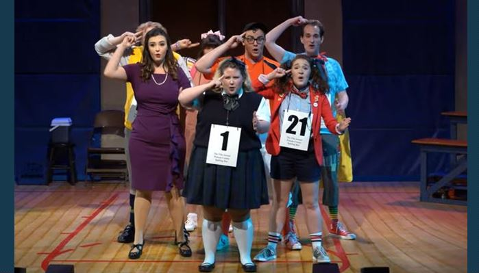 Review Centerpoint S Putnam County Spelling Bee An A Gephardt Daily