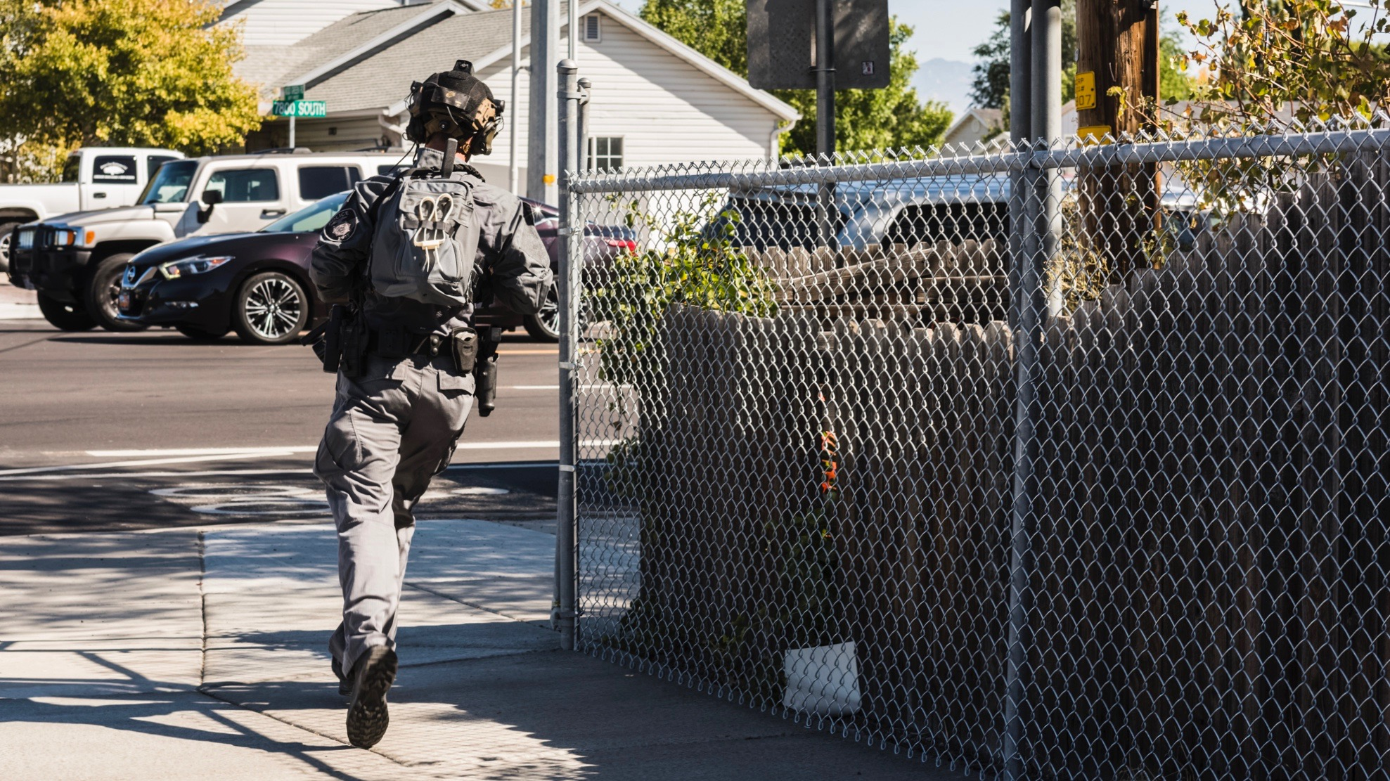 Update: West Jordan SWAT standoff ends, search continues.