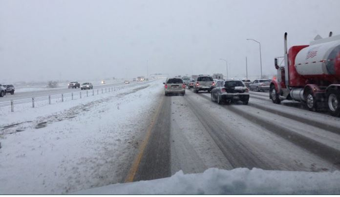 Utah Statewide Weather Forecast Prepare With Parkas Or Tank