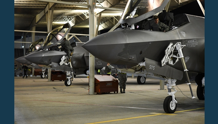 Hill's Fighter Wings to conduct F-35A combat power exercise