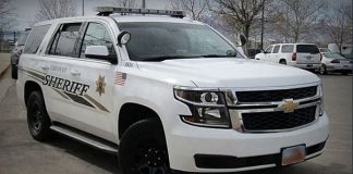 Lights-- Utah County Sheriff