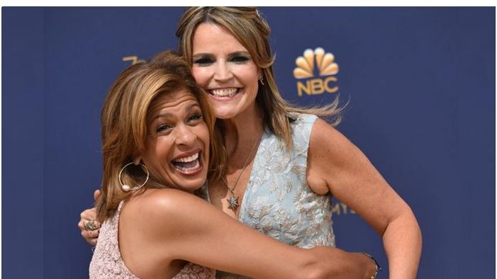 Savannah Guthrie Returns To Today After Illness Gephardt Daily