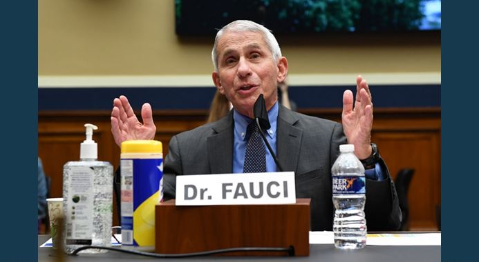 Fauci: U.S. Will Be Seeing 'More Deaths' as Coronavirus Cases Surge