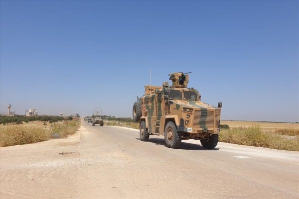 Turkish forces destroy terrorist targets in N